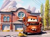 """Motometer Building Emblem from """"Cars"""" (Image #2) on MotometerCentral.com"""