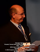 Giuseppe Valenza Close up at 2016 Argetsinger Symposium on MotometerCentral.com