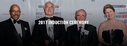 2017 Automotive Hall of Fame Inductees and Honoree on MotometerCentral.com