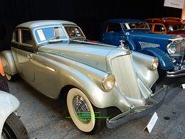1933 Pierce-Arrow Silver Arrow #1 on MotometerCentral™.com