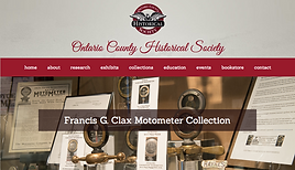 F Clax Motometer Exhibition OCHS Website