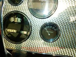 1933 Pierce-Arrow Silver Arrow Temperature Gauge View on MotometerCentral™.com