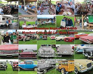 Wayne Drumlis Ato Club Member & Car Show Gathering on MotometerCentral™.com