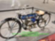 1918 Cleveland Motorcycle on MotometerCentral.com