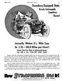 Stromberg Motor Devices Ad on MotometerCentral.com