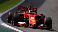 Ferrar SF 1000 2019 Sebastian Vettel #5.