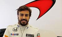 Fernando Alonso 2-Time Formula 1 World Champion