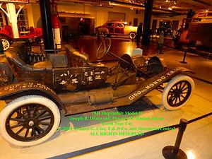 1911 Hupmobile World Tour Car on MotometerCentral.com