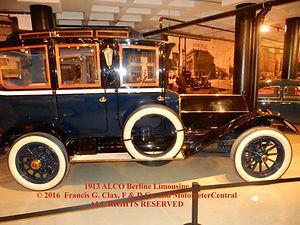 1913 ALCO Limousine on MotometerCenral.com