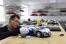 Amalgam's Bugatti Grand-Sport