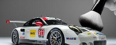 Amalgam Fine Model Cars Porsche GTR