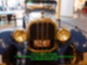 1926 Chandler Two-tone Blue over Crem Colour on MotometerCentral.com