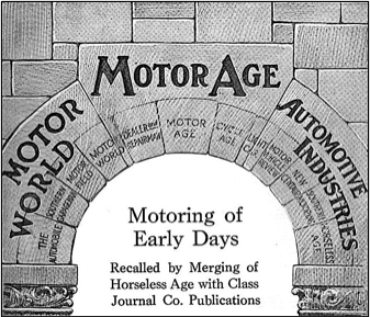 Motor Age Consolidates Journals