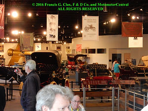 Crawford Auto Museum First Floor