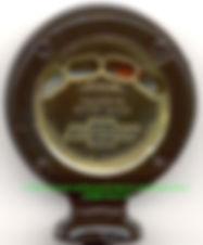Chevrolet Logo Fageros Motor Gauge on MotometerCentral.com™