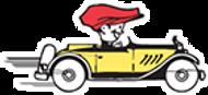 AutoLit car-guy logo