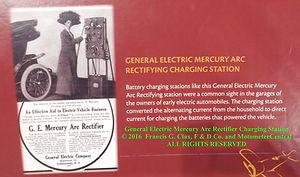 G. E. Battery Electric Charging Station on MotometerCentral.com