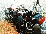 """Touring Car in """"Houdini"""" History Channel miniseries on MotometerCentral.com"""