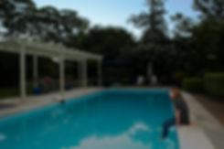 suburbs, pool, ennui, youth, melancholy,