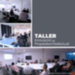 Taller innovación y propiedad intelectual