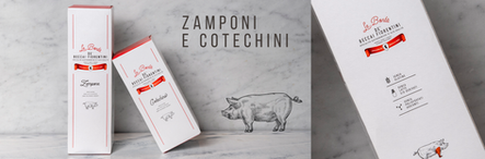 Packaging Le Bontà de' Beccai Fiorentini
