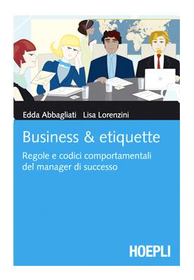 Copertina libro Business&Etiquette 2011