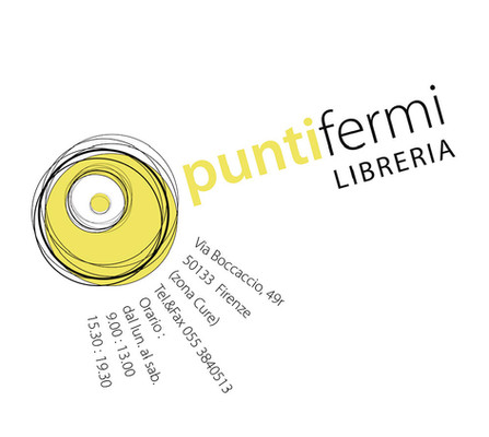 Brand Identity - Libreria Puntifermi Firenze