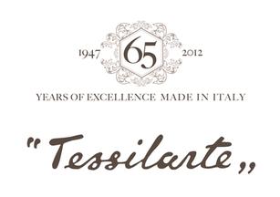 Logo 65 anni Tessilarte - 2012