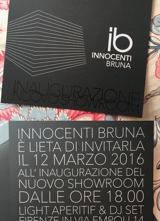 Brand Identity Innocenti Bruna - 2016