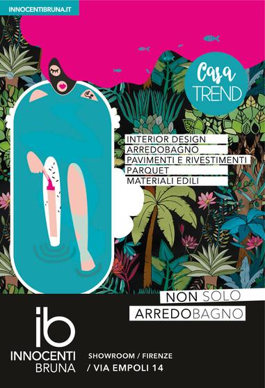 Campagna pubblicitaria 2018 - Innocenti Bruna Firenze