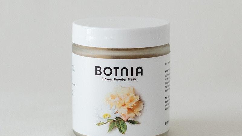 Flower Powder Mask