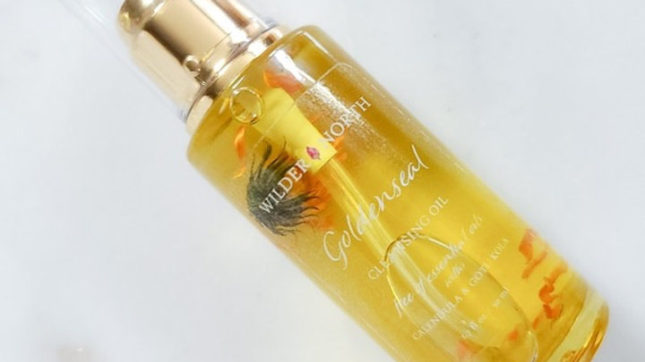 Goldenseal Oil Cleanser
