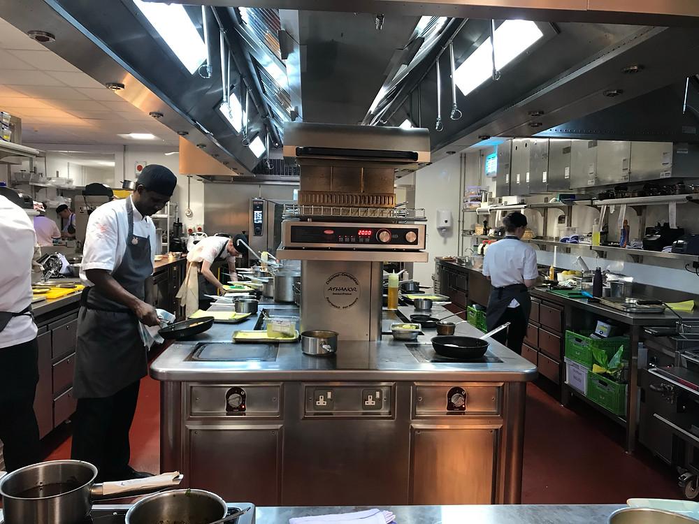 Kitchen at Glen Eagles