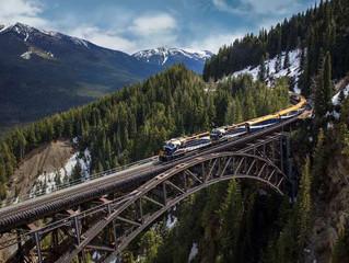 Top train trips around the world