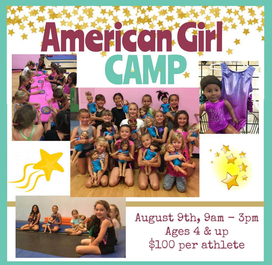 American Girl Camp