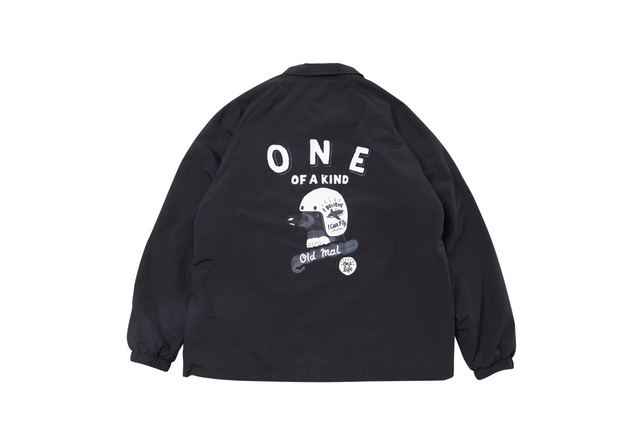 PENGUIN RIDER COACH JACKET