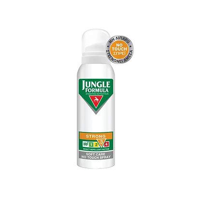 JUNGLE FORMULA - Strong Soft Care No Touch Spray | 125ml