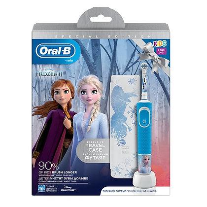 Oral-B Kids SPECIAL EDITION Επαναφορτιζόμενη Ηλεκτρική Οδοντόβουρτσα ,Disney Χαρ