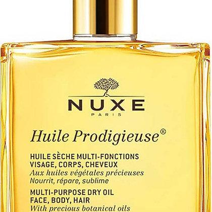 Nuxe Huile Prodigieux - Λάδι Ενυδάτωσης Για Σώμα, Πρόσωπο Και Μαλλιά, 50ml