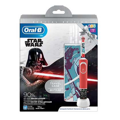 Special Edition Vitality Star Wars Kids Ηλεκτρική Οδοντόβουρτσα 3+
