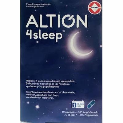 Altion 4 Sleep 30caps