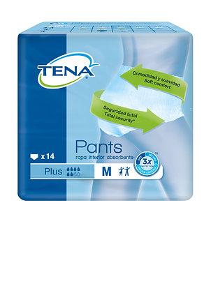 TENA Pants Plus Medium (Economy) 4 x 14