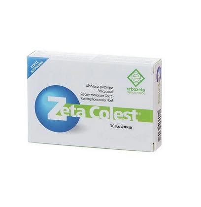 Zeta Colest 30 capsules