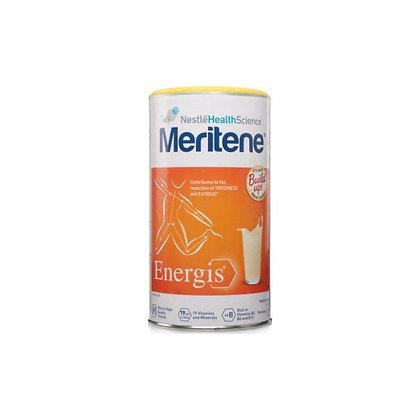 Nestle Meritene Βανίλια Πρωτεϊνικό Συμπλήρωμα Διατροφής για τη Διατήρηση βάρους