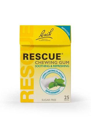Power Health Bach Rescue Chewing Gum Τσίχλες με Ανθοϊάματα και γλυκαντικά, 25 τμ