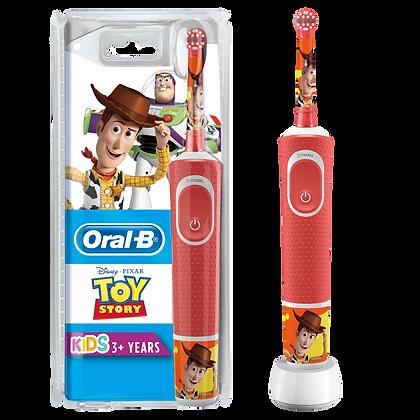 Oral-b Vitality Kids Ηλεκτρική Οδοντόβουρτσα Toy Story για Παιδία 3+