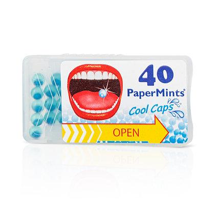 PAPERMINTS - Δροσιστικές Παστίλιες Μέντας - 40caps