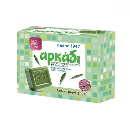 Αρκάδι Pure Vegetal Soap with Olive Oil 150gr