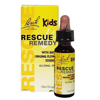 Power of Nature Bach Kids Remedy with Bach Orignal Flower Essences 10ml