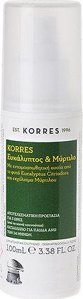 Korres Εντομοαπωθητικό Γαλάκτωμα Ευκάλυπτος & Μύρτιλο 100ml